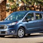 2019 Yeni Ford Transit Connect Wagon