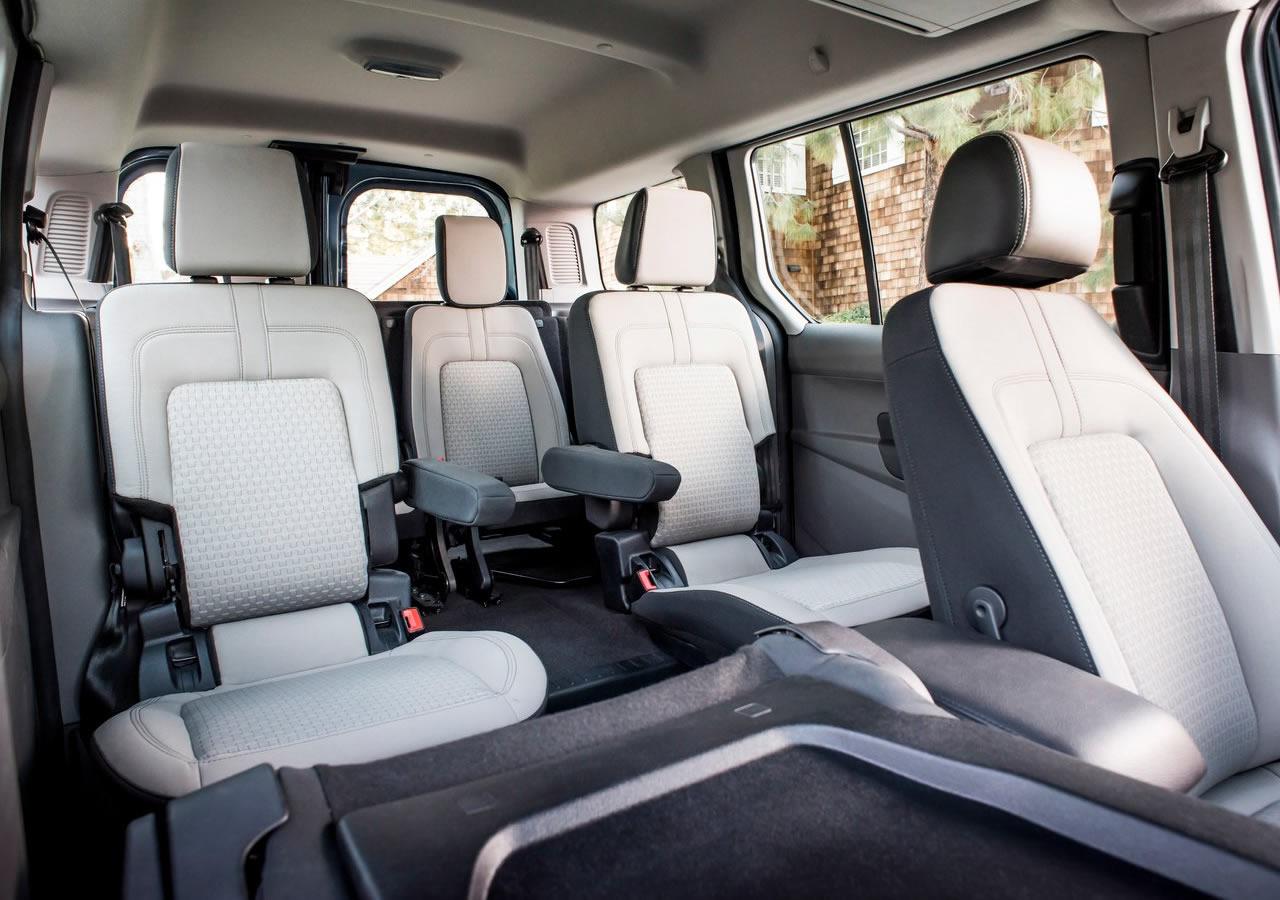 2019 Yeni Ford Transit Connect Wagon Fotoğrafları
