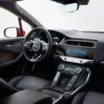 2019 Yeni Jaguar I-Pace Kokpiti