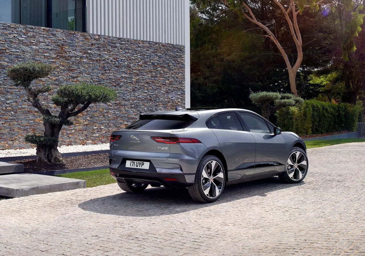 2019 Yeni Jaguar I-Pace Donanımları