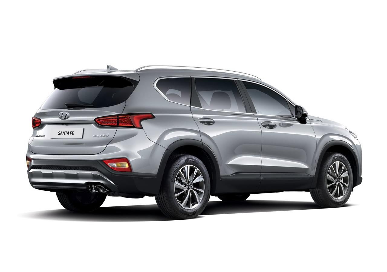 2019 Yeni Kasa Hyundai Santa Fe 214 Zellikleri Oto Kokpit