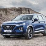 2019 Yeni Kasa Hyundai Santa Fe Donanımları