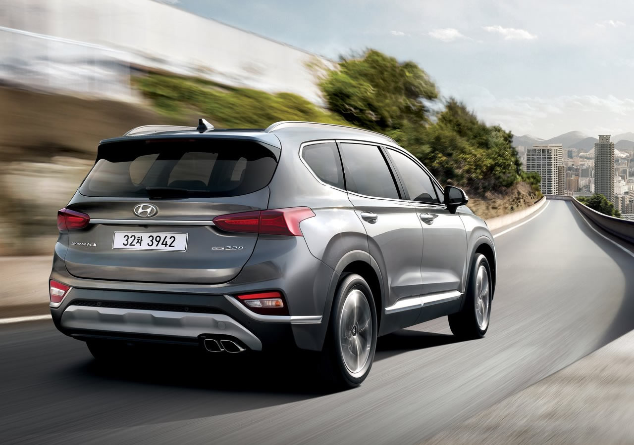 2019 Yeni Kasa Hyundai Santa Fe Ne Zaman Çıkacak?