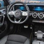 2019 Yeni Kasa Mercedes A Serisi Kokpiti