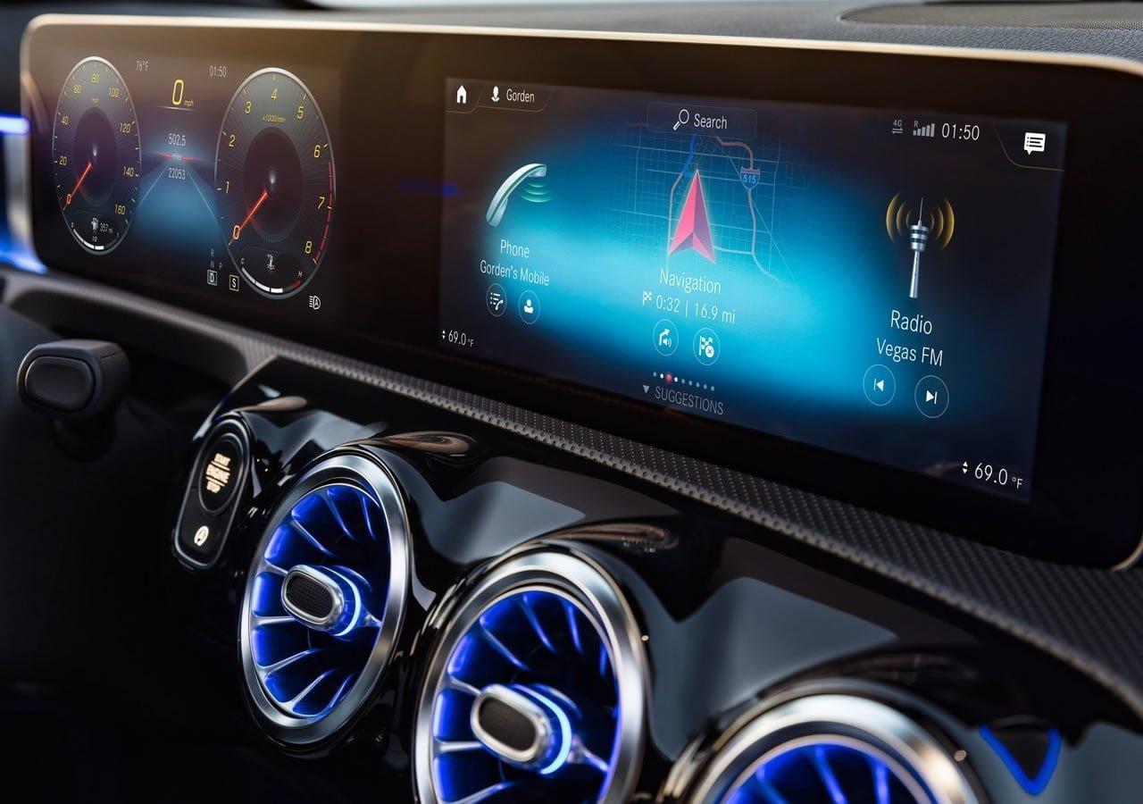 2019 Yeni Kasa Mercedes A Serisi Fotoğrafları