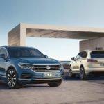 2019 Yeni Volkswagen Touareg