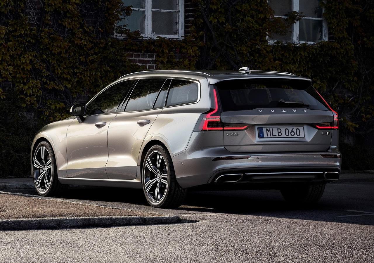 2019 Yeni Kasa Volvo V60 Özellikleri