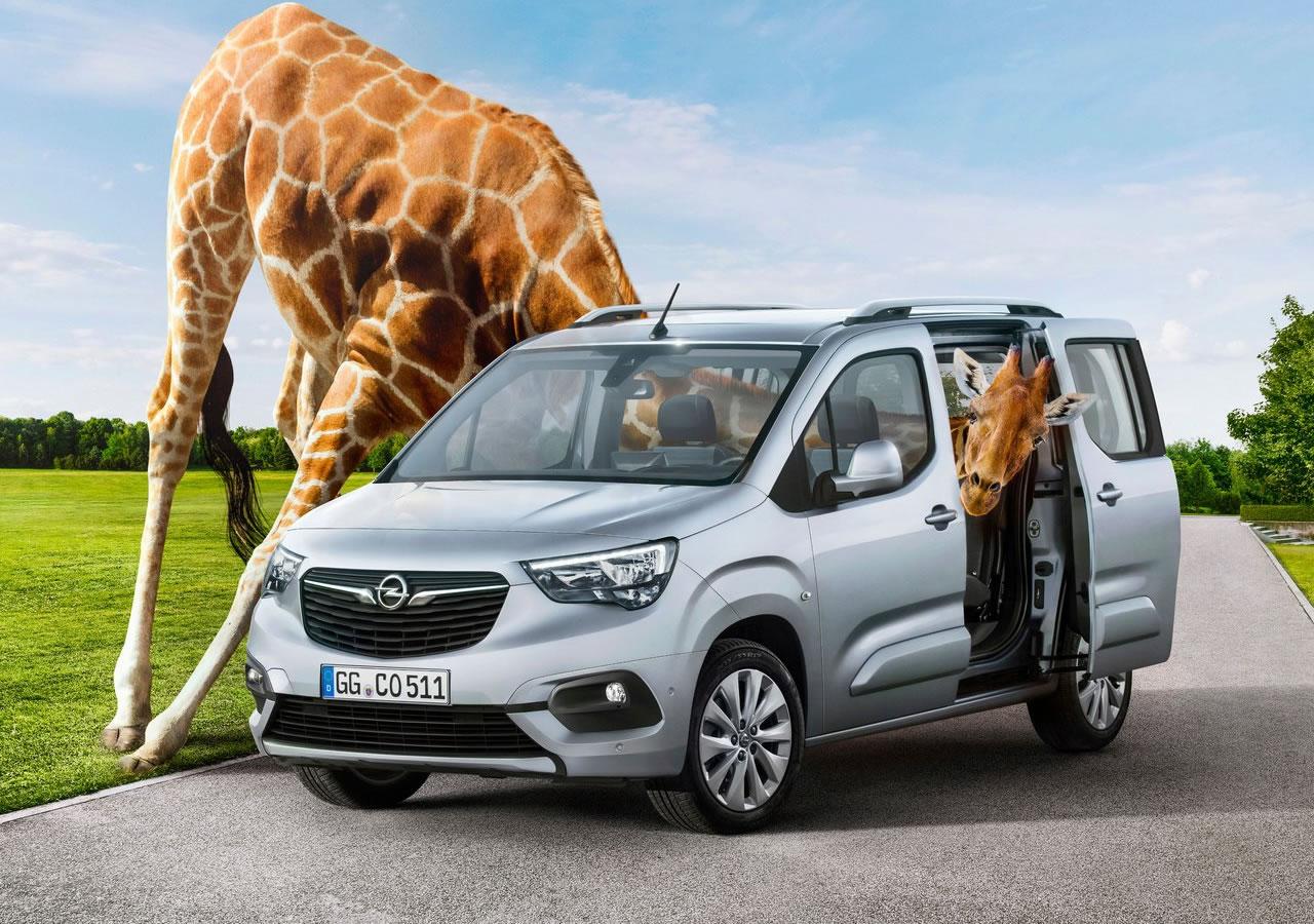 2019 Yeni Kasa Opel Combo Life Ozellikleri Ile Tanitildi Oto Kokpit