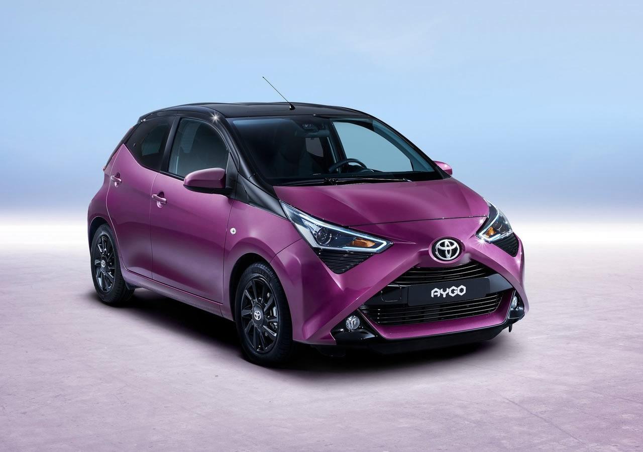 2019 Yeni Toyota Aygo