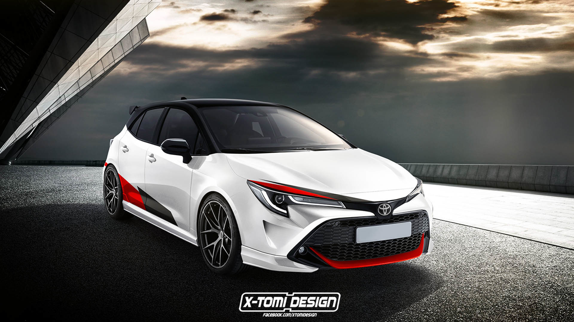 Yeni Toyota Auris GRMN