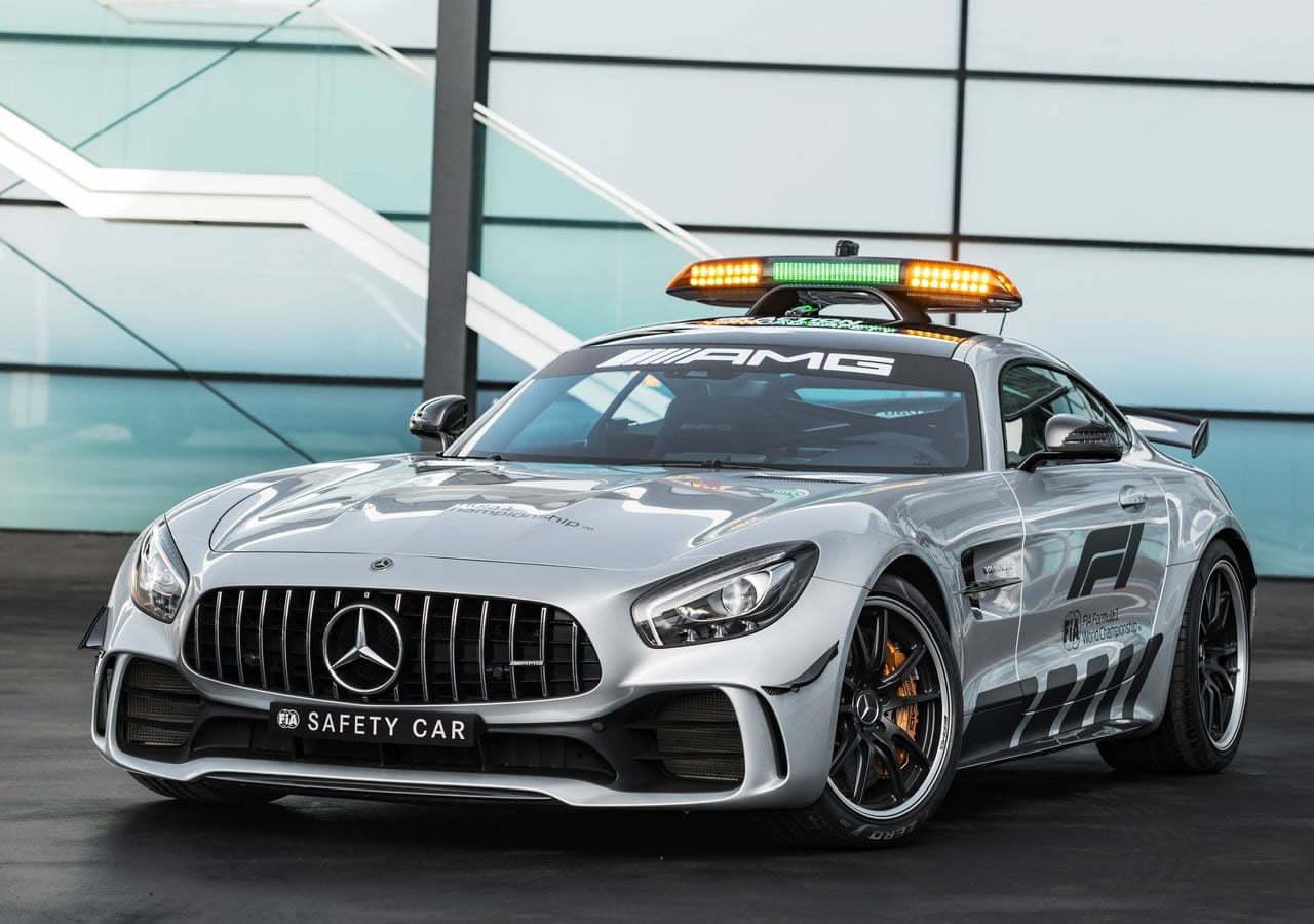 Formula 1 Güvenlik Aracı