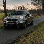 2018 Fostla Tuning BMW X6 M50d