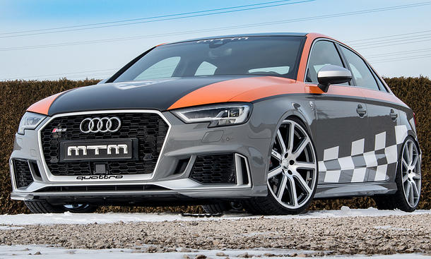 2018 MTM Audi RS3 R Clubsport