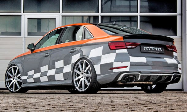 2018 MTM Tuning Audi RS3 R Clubsport