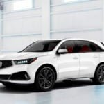 2019 Yeni Acura MDX A-Spec