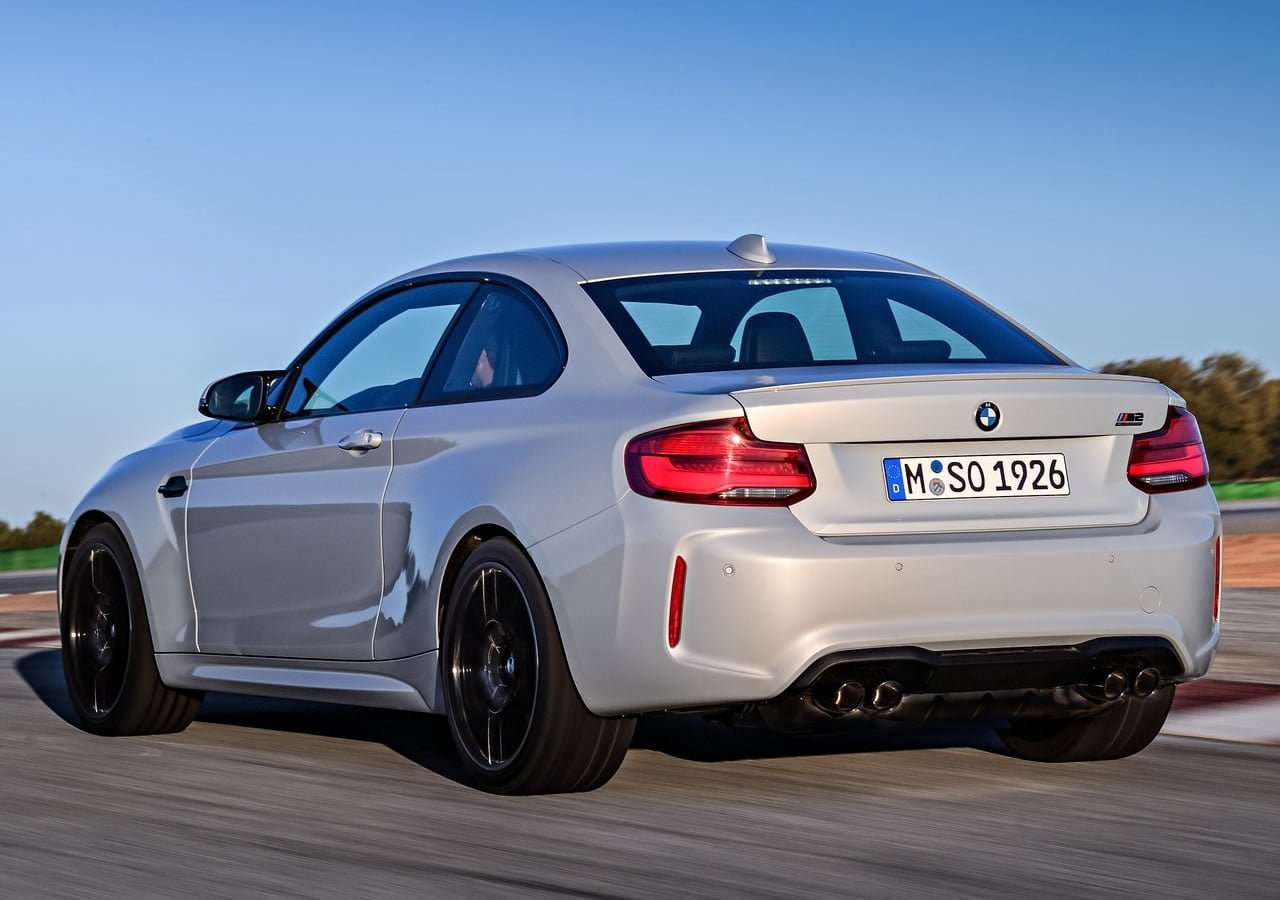 BMW M2 Competition Duvar Kağıtları