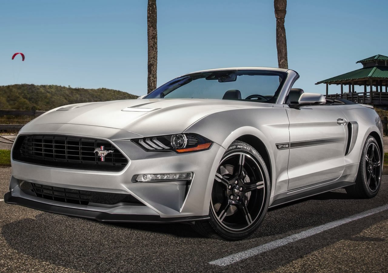 2019 Yeni Ford Mustang GT California Special
