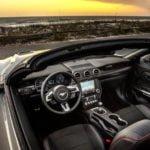 2019 Yeni Ford Mustang GT California Special Kokpiti
