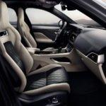 Yeni Jaguar F-Pace SVR İçi