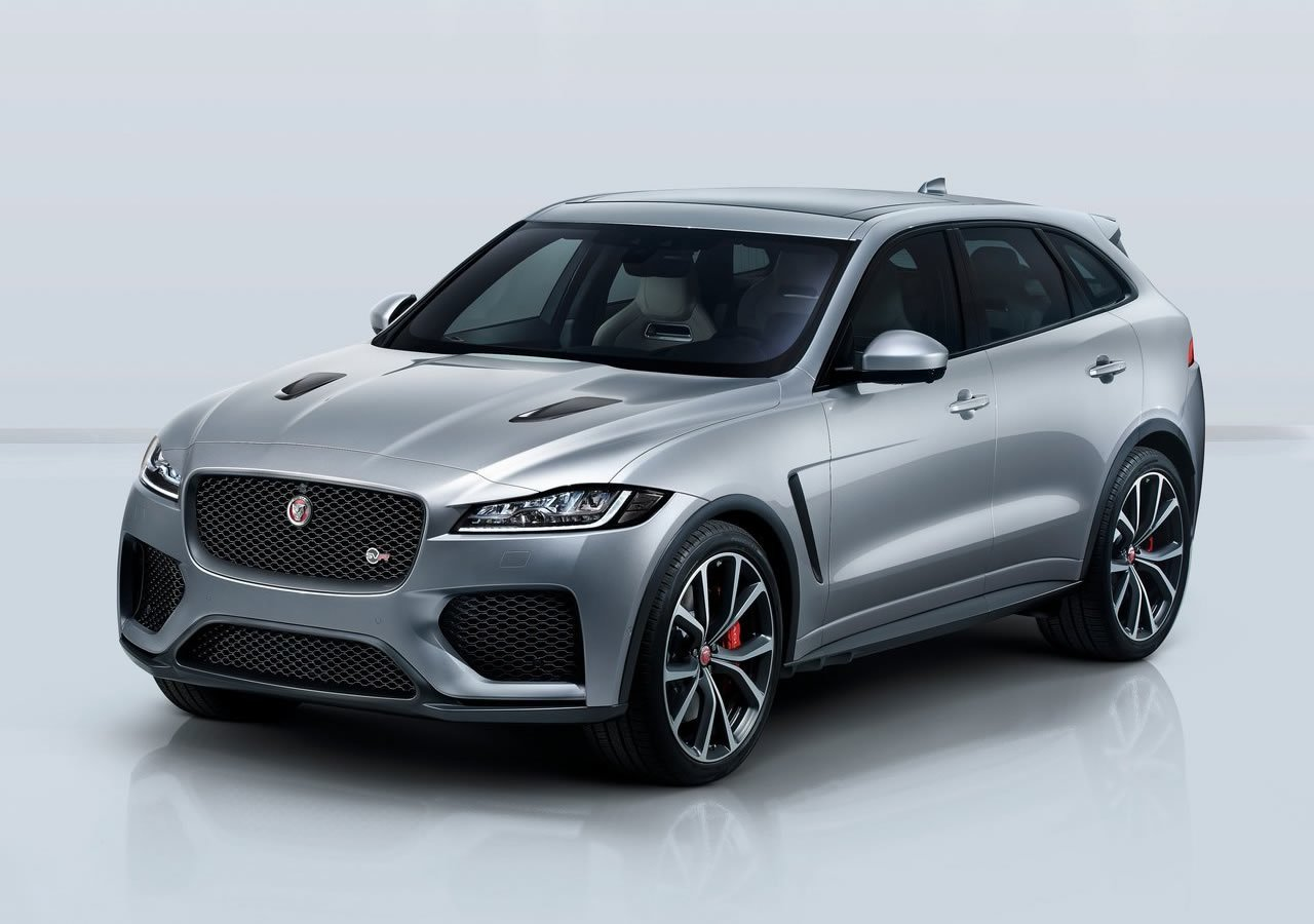 2019 Yeni Jaguar F-Pace SVR Kaç Beygir