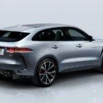 Yeni Jaguar F-Pace SVR