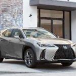2019 Yeni Lexus UX