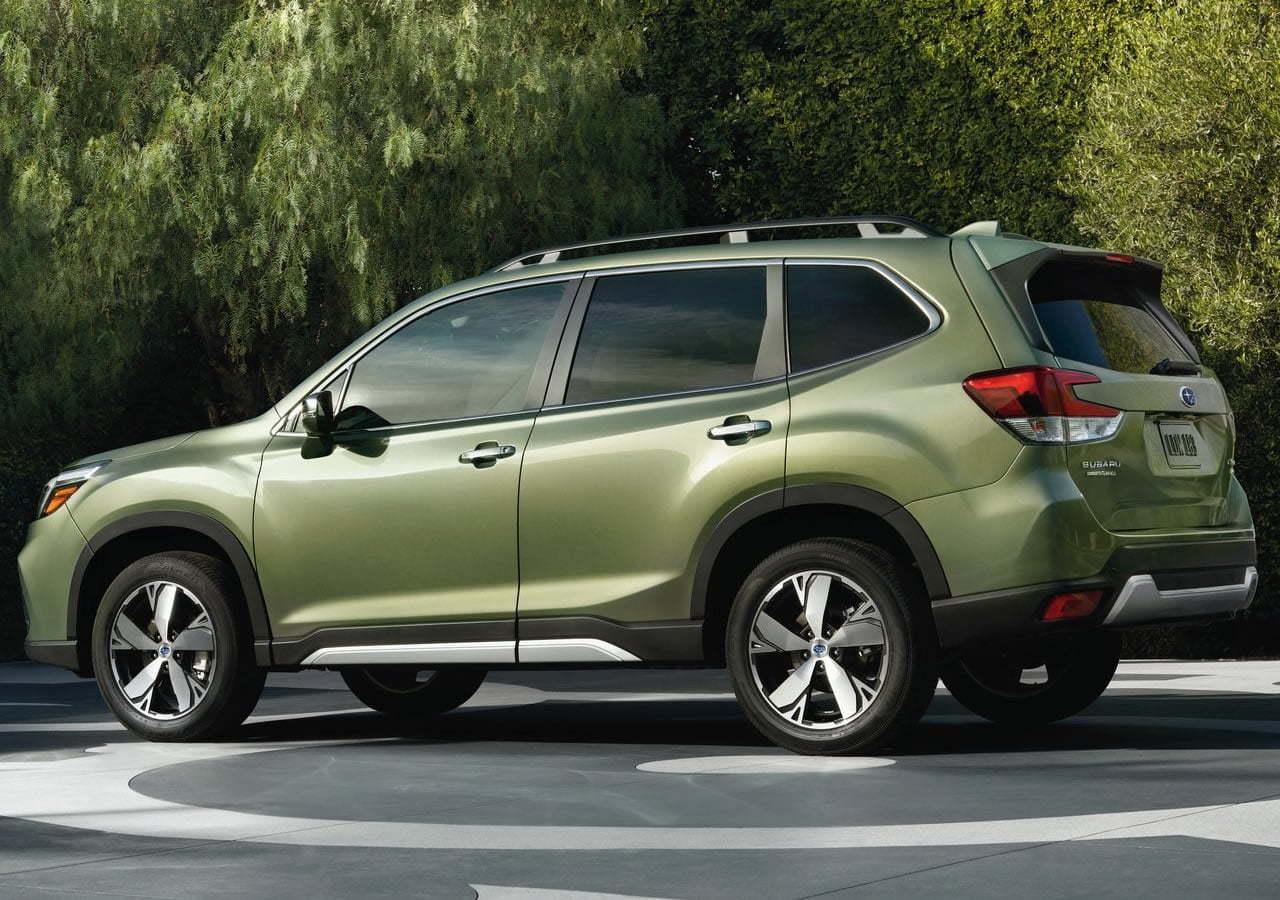 2019 Yeni Kasa Subaru Forester
