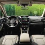 2019 Yeni Kasa Subaru Forester Kokpiti
