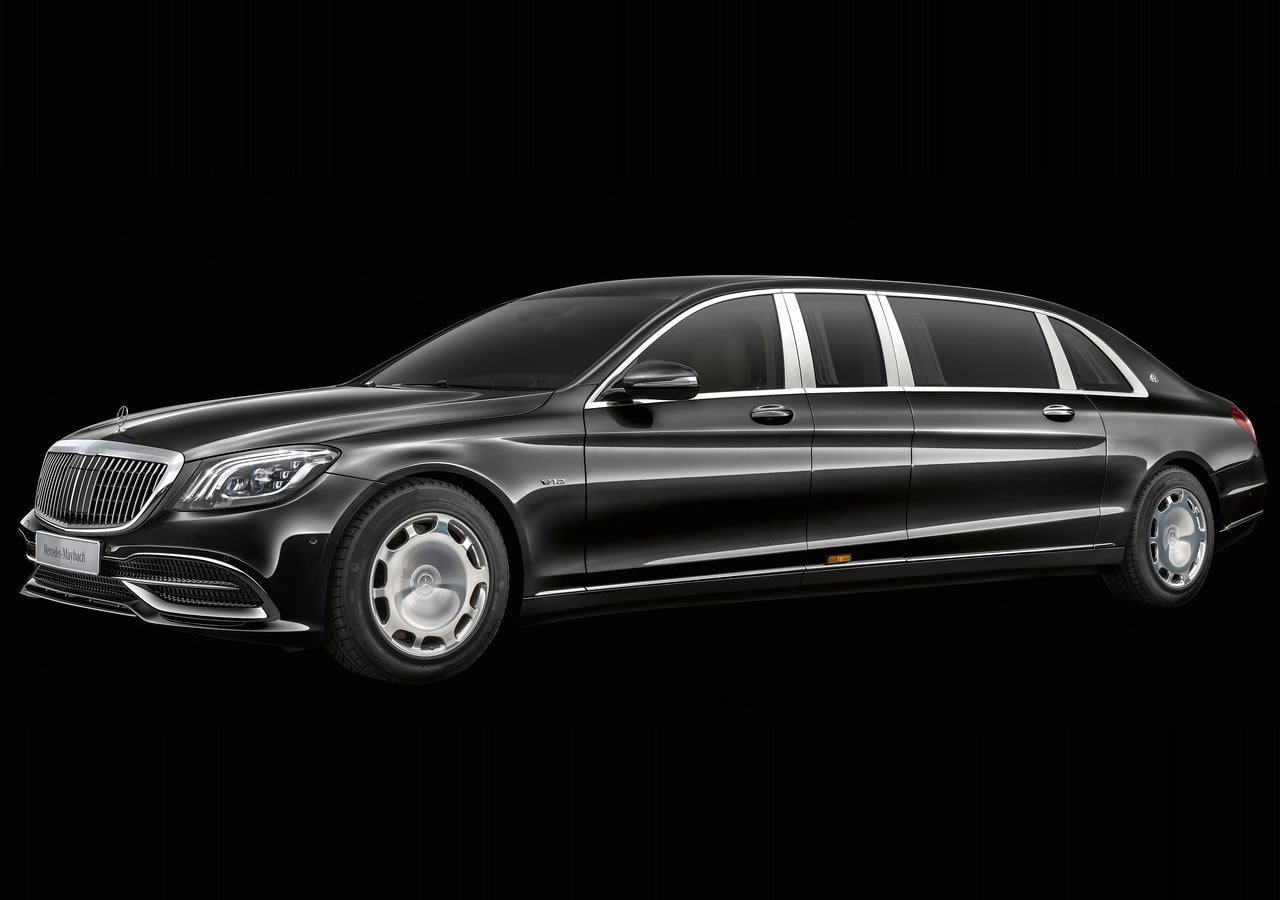 2019 Yeni Mercedes-Benz S650 Pullman Maybach