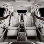 2019 Yeni Mercedes-Benz S650 Pullman Maybach Donanımları