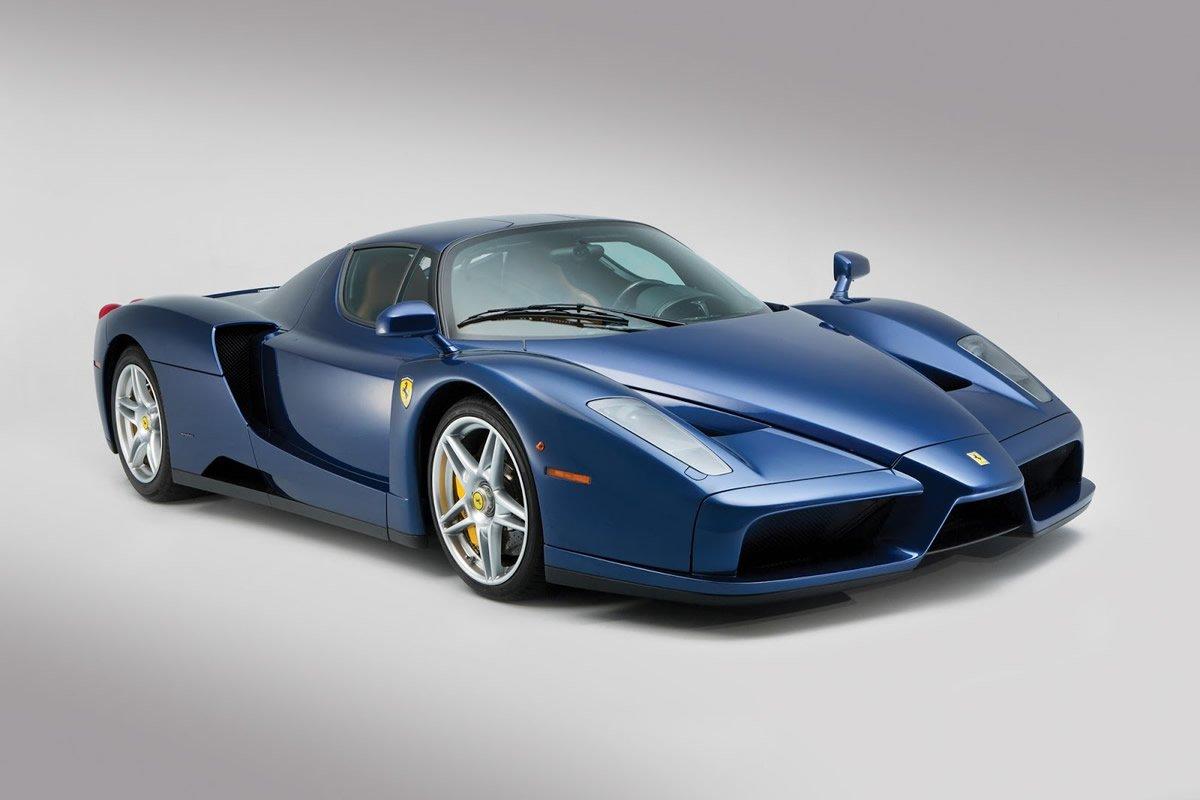Ferrari Enzo Fotoğrafları