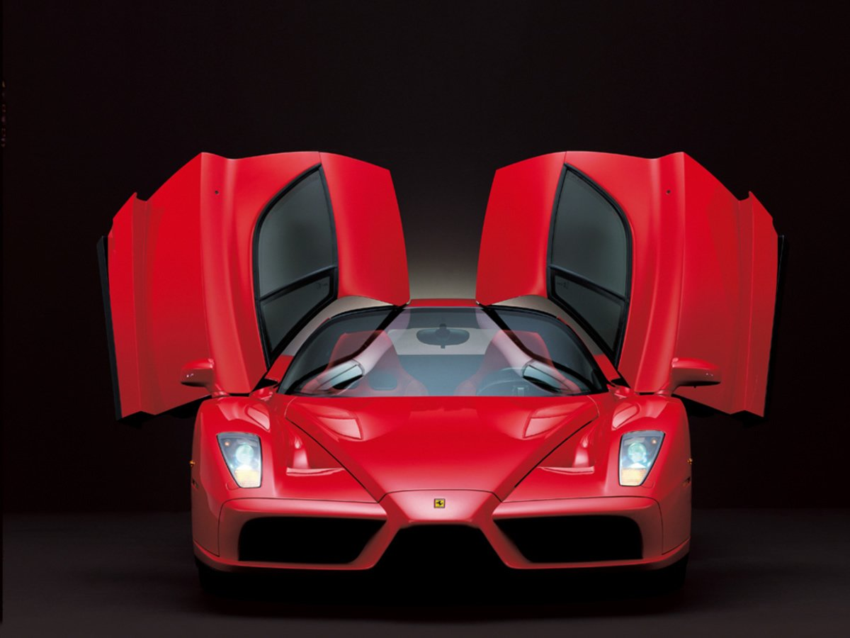 Ferrari Enzo Tarihçesi