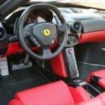Ferrari Enzo Kokpiti