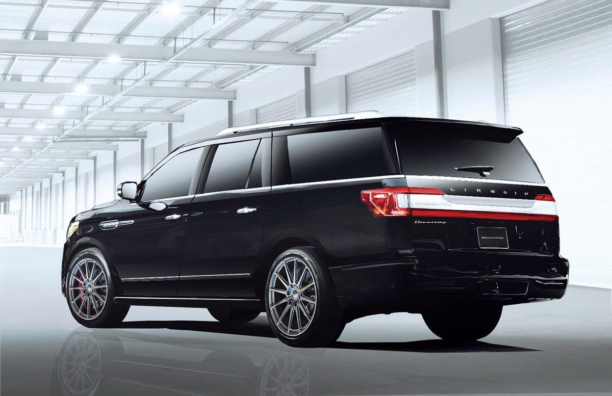 Hennessey 2018 Lincoln Navigator