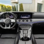 Yeni Mercedes-Benz AMG GT53 Kokpiti