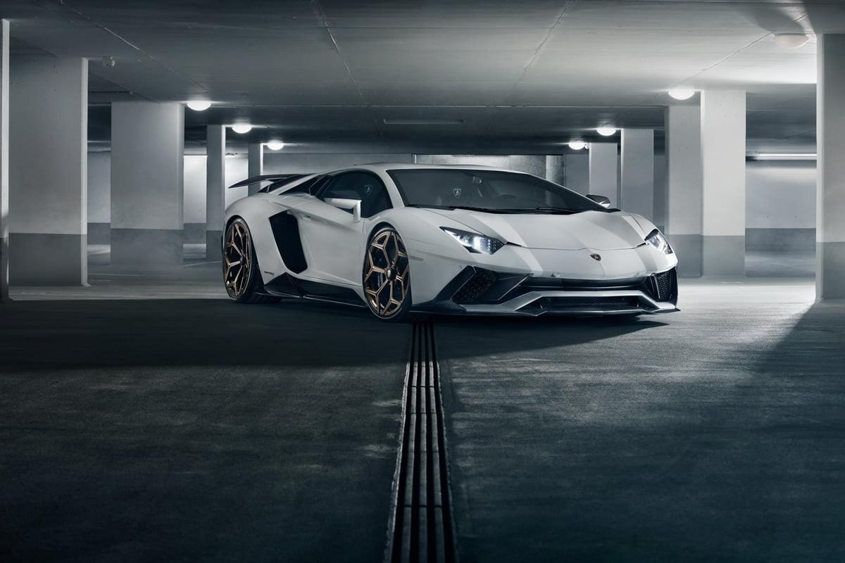 Novitec Torado 2018 Lamborghini Aventador S Modifiye