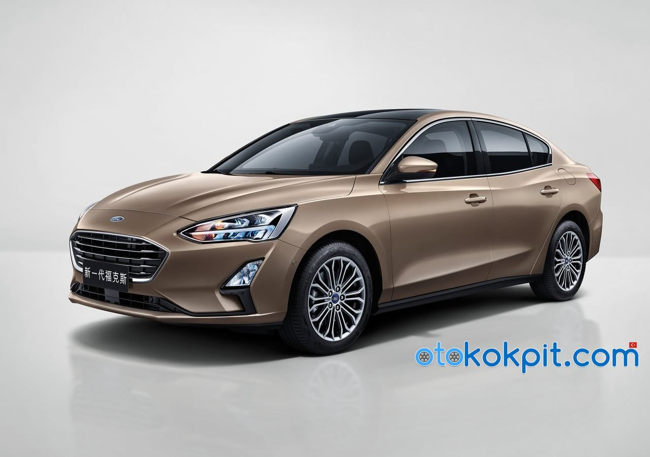 2019 Yeni Kasa Ford Focus Sedan