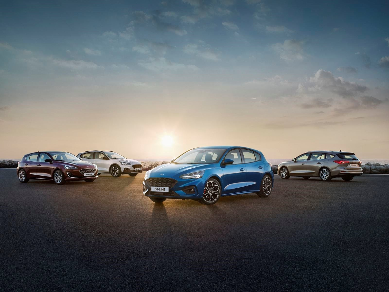 2019 Yeni Ford Focus MK4