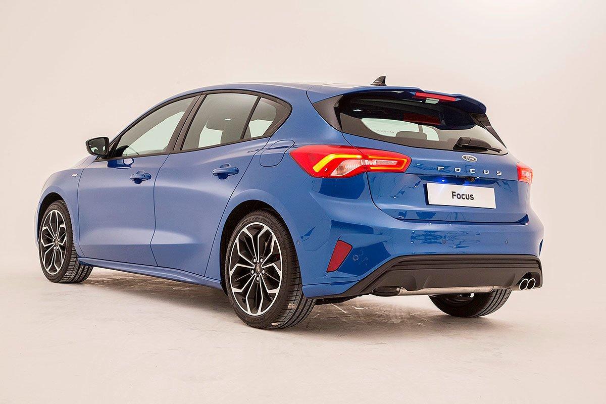2019 Yeni Kasa Ford Focus Teknik Özellikleri