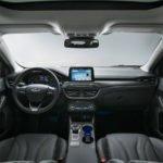 Yeni Kasa Ford Focus MK4 İçi