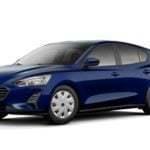 Yeni Kasa Ford Focus MK4 Trend