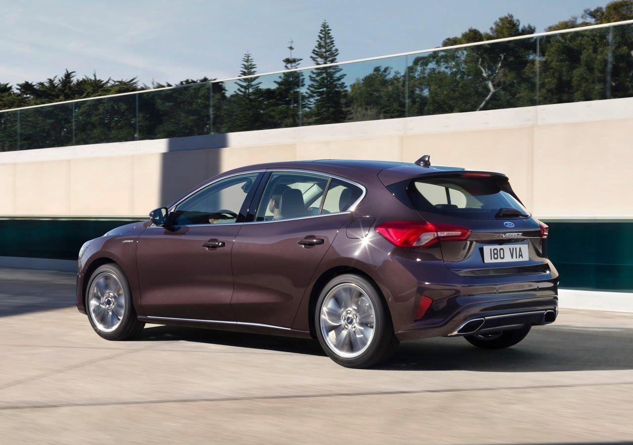 Yeni Kasa Ford Focus MK4 Teknik Özellikleri