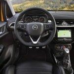 2019 Yeni Opel Corsa GSi Kokpiti