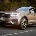 Yeni Kasa Volkswagen Touareg Teknik Verileri