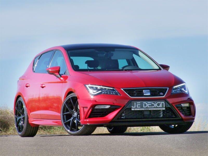 Yeni Seat Leon FR MK3 Modifiye
