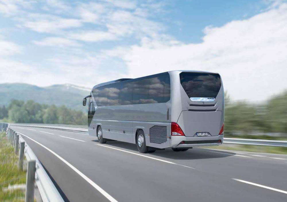 2018 Yeni Neoplan Tourliner Özellikleri