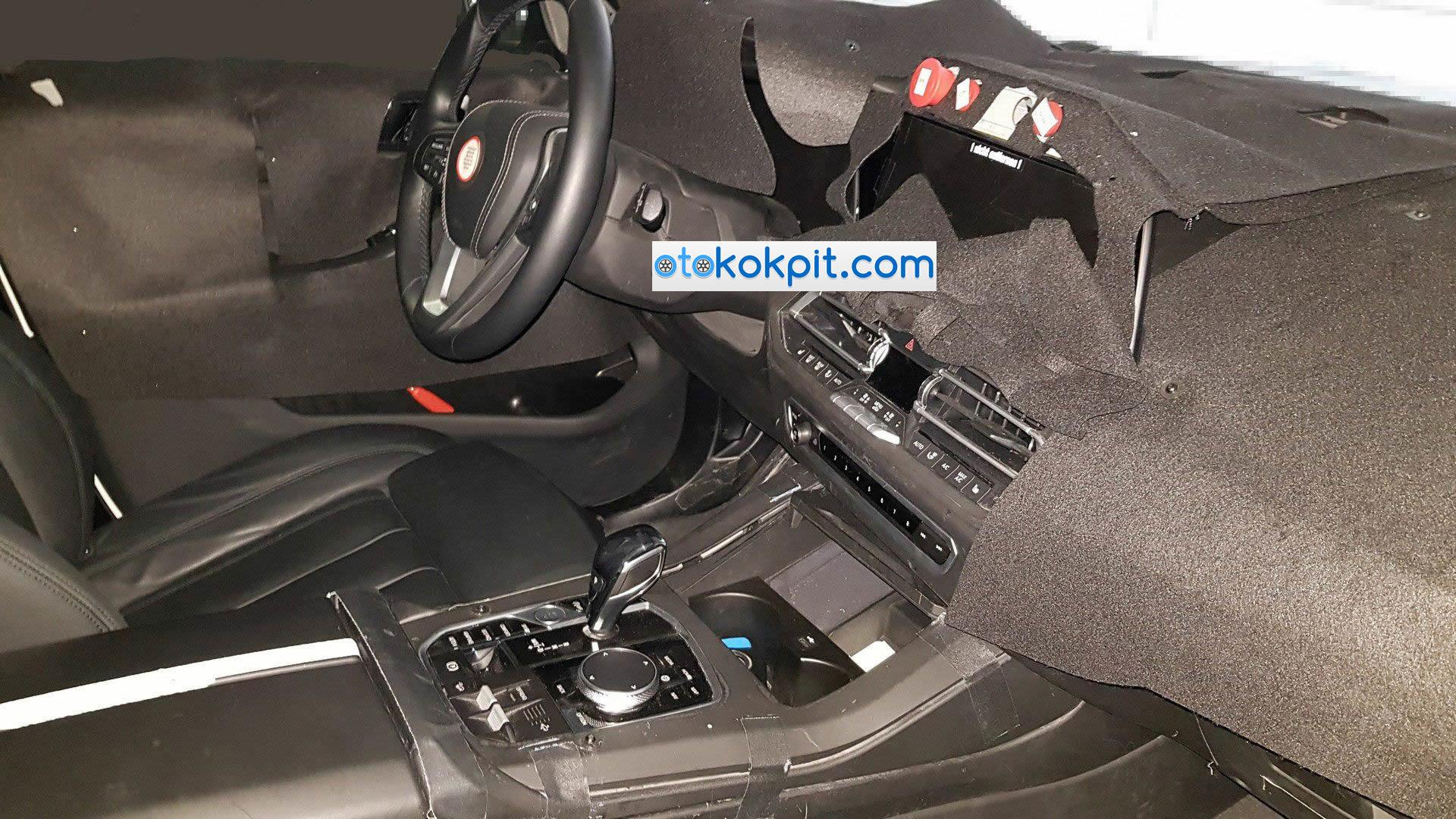 2019 BMW X7 İçi