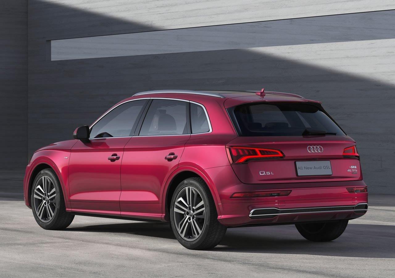 Yeni Audi Q5 Long Özellikleri