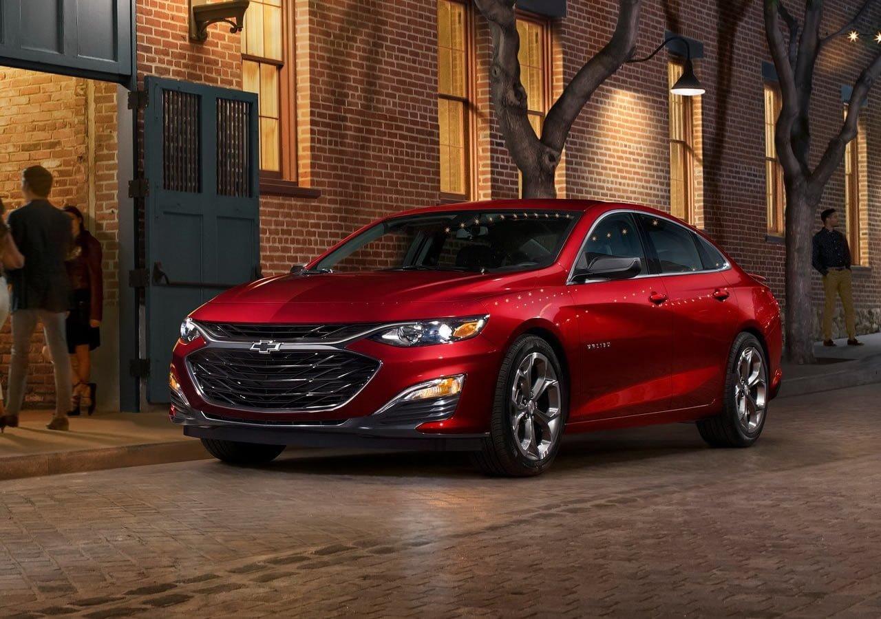2019 Yeni Chevrolet Malibu Özellikleri