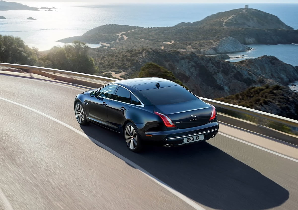 2019 Yeni Jaguar XJ50
